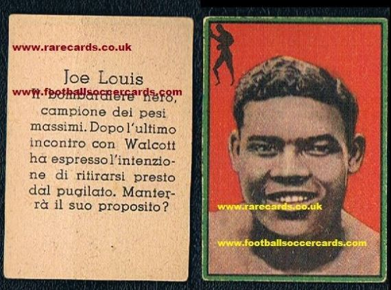 1948 Nannina Joe Louis Tecni-Color